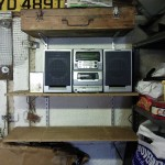 Garage stereo