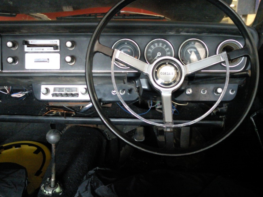The Corsair Dashboard