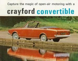 Crayford Corsair brochure cover