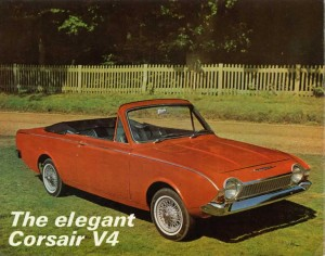 Crayford Corsair brochure page 2