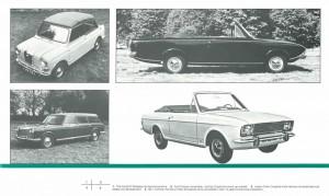 Crayford Automotive Design brochure page 3