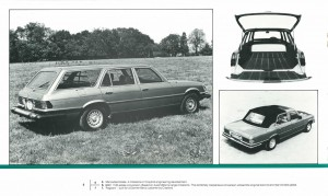 Crayford Automotive Design brochure page 4