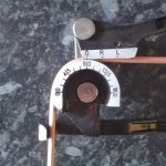 copper pipe bending