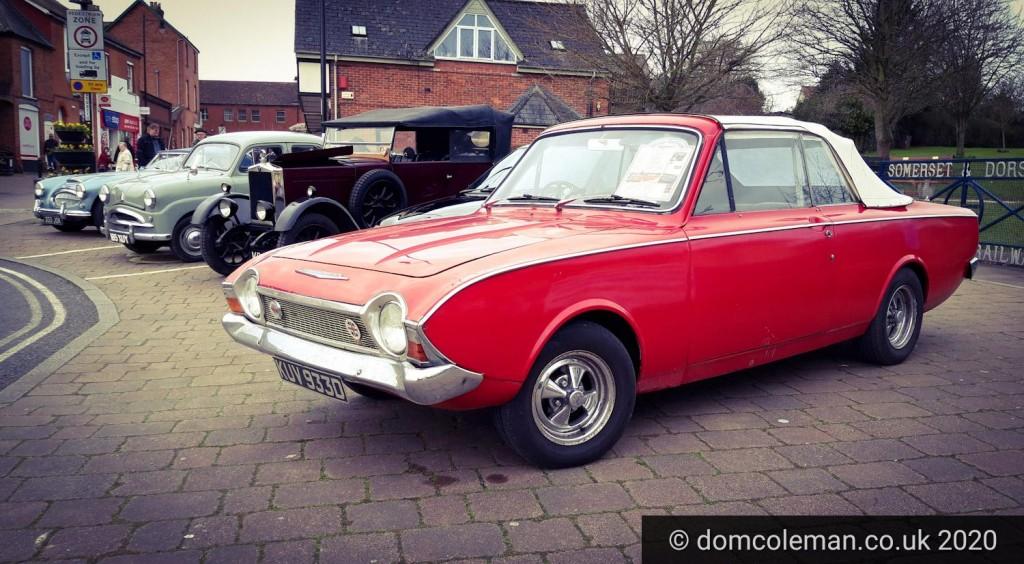 Classic Cars Sturminster Newton