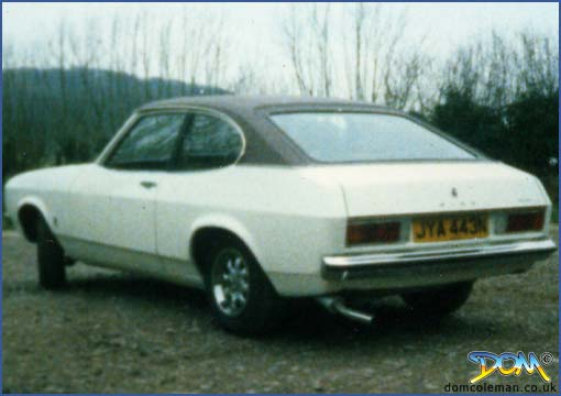 Ford Capri XL