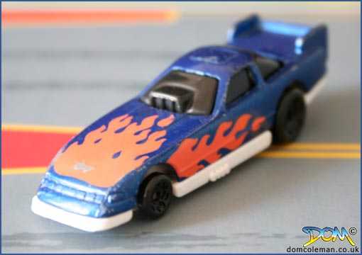 Drag Race Toy Cars